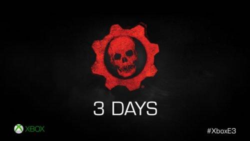 公式TwitterでE3開幕に向けた「新Gears of War」のカウントダウンをスタート!!!