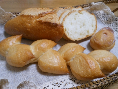 P_studiomimosaフランスパン