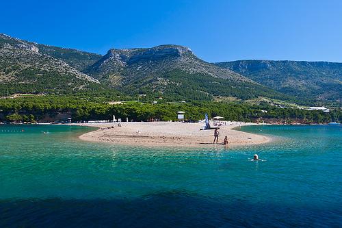 クロアチア 島