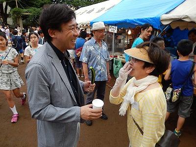 2015札の辻盆踊り02