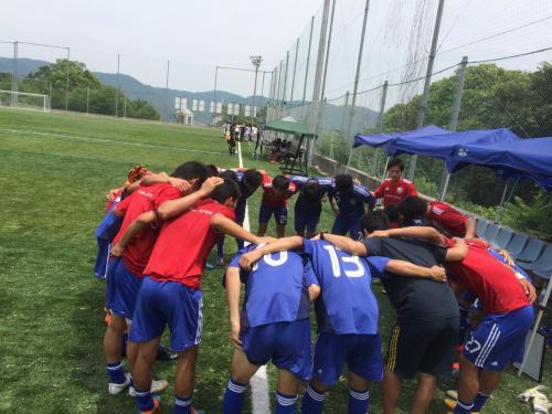 2015年度(第38回)中国大学サッカーリーグ 第6節(2015:6:14 日)3/4