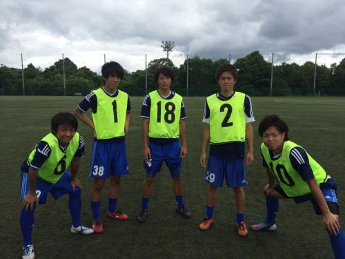 Iリーグ中国2015 第2節 【福山大A - 修道大C】(2015:6:27 日)2/3
