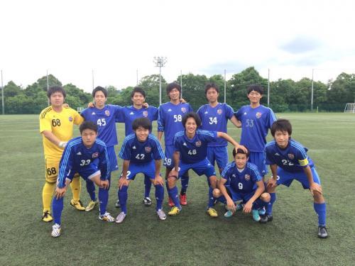 Iリーグ中国2015 第2節 【福山大A - 修道大C】(2015:6:27 日)1/3