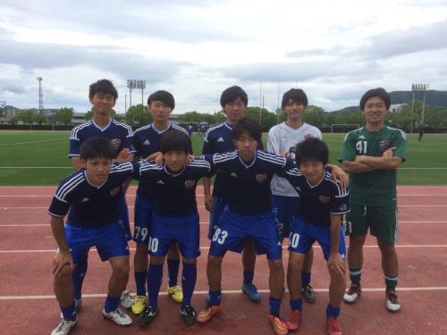 Iリーグ中国2015 第2節 【福山大C - 徳山大B】(2015:6:27 日)2/2