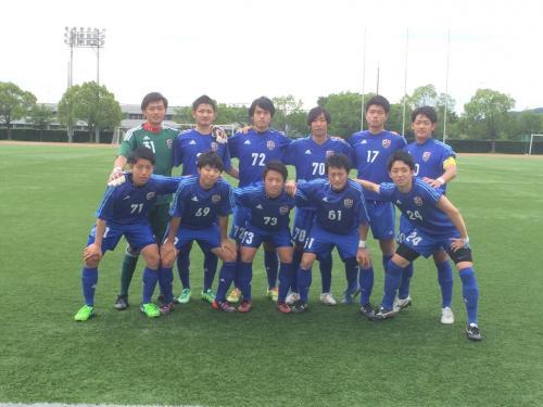 Iリーグ中国2015 第2節 【福山大C - 徳山大B】(2015:6:27 日)1/2
