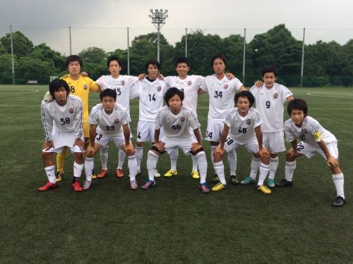 Iリーグ中国2015 第3節【福山大A - 修道大B】(2015:7:4 土)1/2
