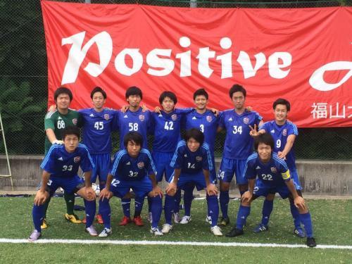 Iリーグ中国2015 第4節【福山大A - 経済大】(2015:7:11 土)