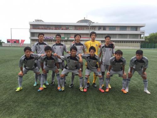 2015年度(第38回)中国大学サッカーリーグ 第8節(2015:7:19 日)