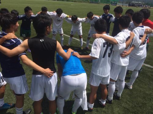 Iリーグ中国2015 第6節【福山大C - IPU/B】(2015:7:25 土)3/3