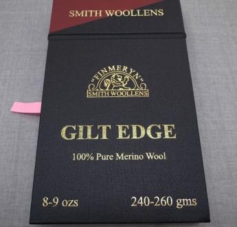 スミス ウールンズのGILT EDGE(ギルト・エッジ)のバンチブック