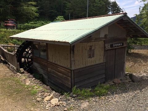 江刈川水車
