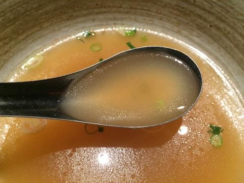 比内地鶏スープ
