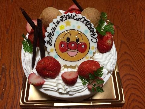 あゆケーキ