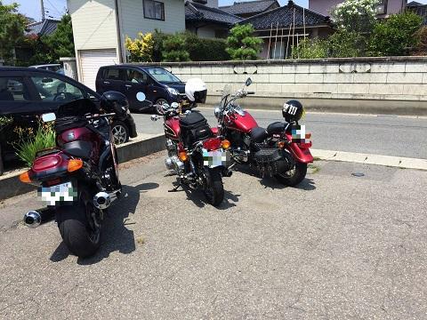 福の家バイク