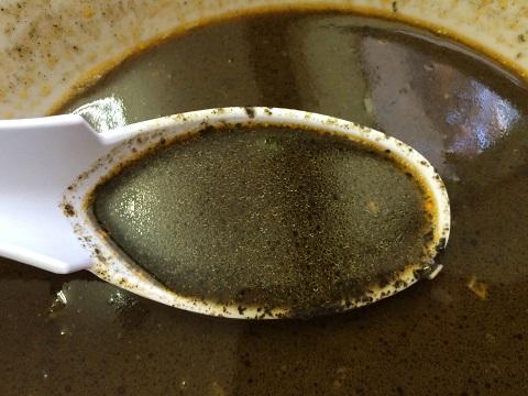 黒胡麻スープ