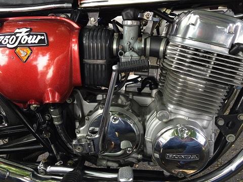CBエンジン2
