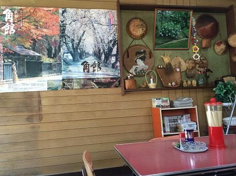 桜美食堂店内
