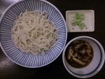 肉きのこ汁うどん@ちちぶうどん
