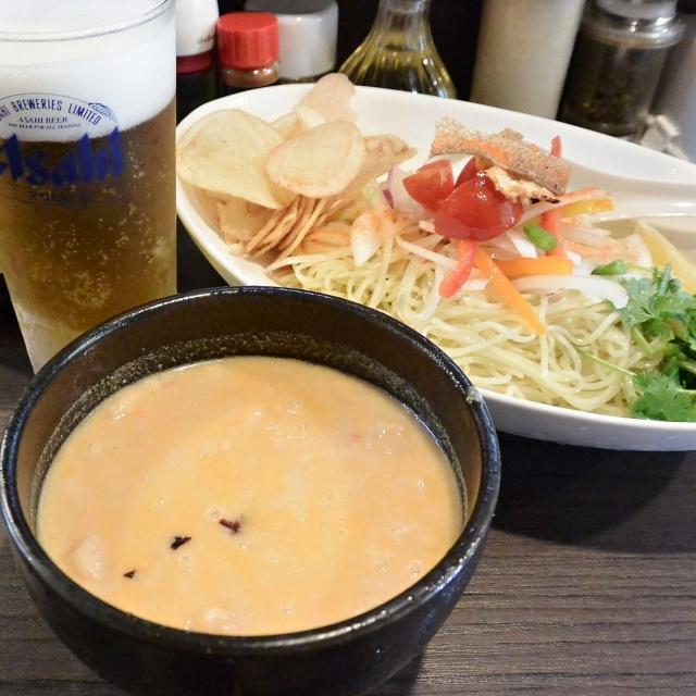 自家製麺 ほうきぼし (4)
