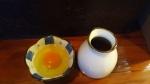 千思萬考 ぶっかけアゴ助 プレミアム卵 アゴダシ汁 15.7.25