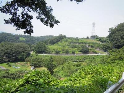 井ノ口旧道