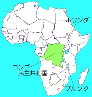 ベルギーのアフリカ植民地