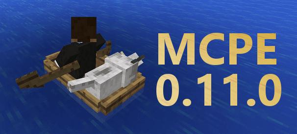 minecraft pe 0-11-top