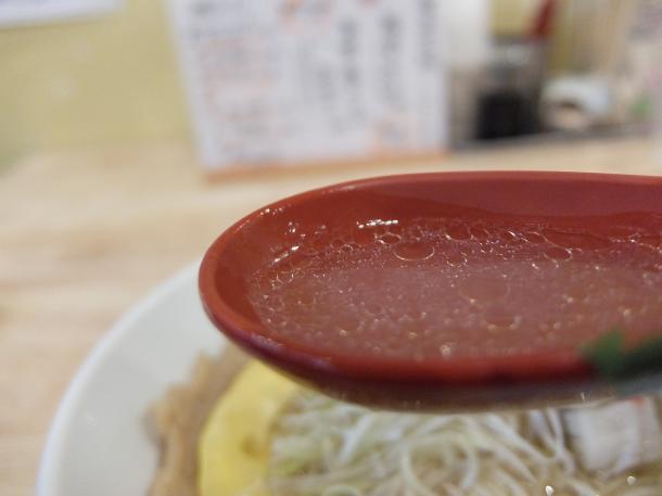 海鮮塩ラーメン
