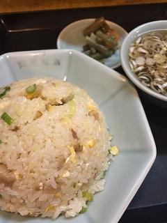 銀華飯店 炒飯