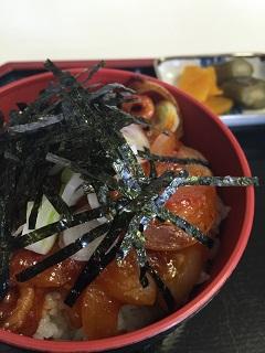 三平食堂 焼肉丼