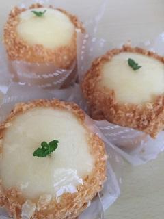 コンディトライ カッツェ 桃のパイ