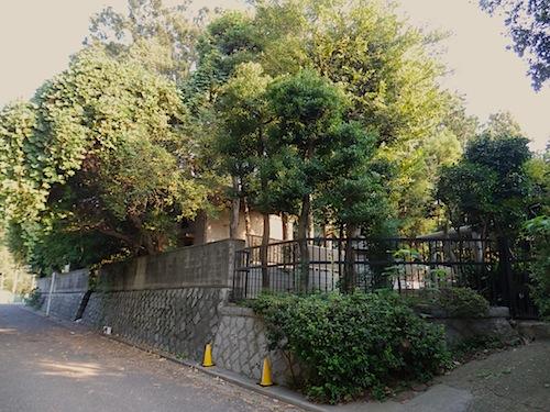 「板橋区遺跡番号144番 無名塚」