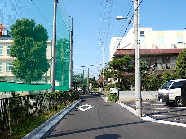 「板橋区遺跡番号140番 無名塚」