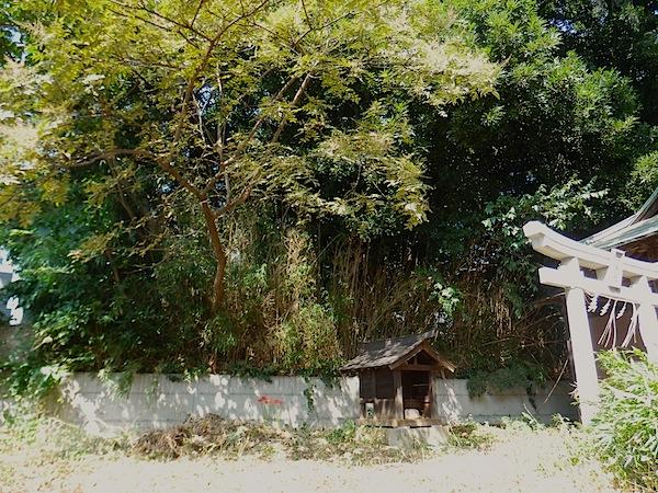 「板橋区遺跡番号139番 無名塚」