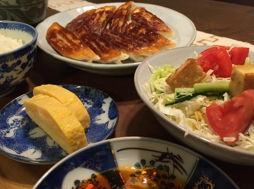 Jly17_焼き餃子