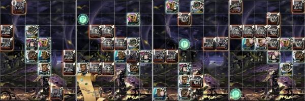 オーディン 超進化 1戦目~4戦目