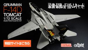 3号連続「マガジンキット」最強・最後のF-14Dトムキャット〈2〉