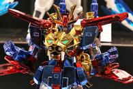 HGBF ガンダムトライオン3 フルカラーメッキVer.dpt