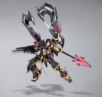 METAL BUILD ガンダムアストレイ ゴールドフレーム天ミナ -天空の宣言04