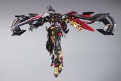 METAL BUILD ガンダムアストレイ ゴールドフレーム天ミナ -天空の宣言06