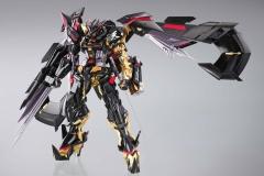 METAL BUILD ガンダムアストレイ ゴールドフレーム天ミナ -天空の宣言05