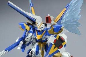 "HGUC V2ガンダム用拡張エフェクトユニット""光の翼""t2"