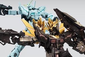 ROBOT魂 ユニコーンガンダム&バンシィ・ノルン ファイナルシューティングVer.t1