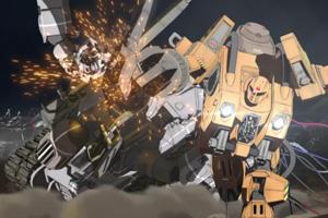 「機動戦士ガンダム THE ORIGIN Ⅱ」予告第2弾t1