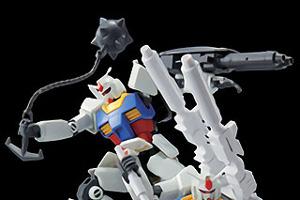 ガンプラ付録「ガンダム・ハンマー&オリジナル武器セット」t2