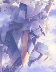 機動戦士Vガンダム-Blu-ray-Box-II カトキハジメ氏描き下ろしBoxイラスト1