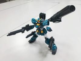 HGBF ガンダム レオパルド・ダ・ヴィンチのテストショット3