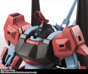 ROBOT魂 リック・ディアス(クワトロ・バジーナ機)07