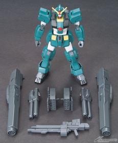 HGBF ガンダムレオパルド・ダ・ヴィンチ 06