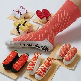 寿司靴下01